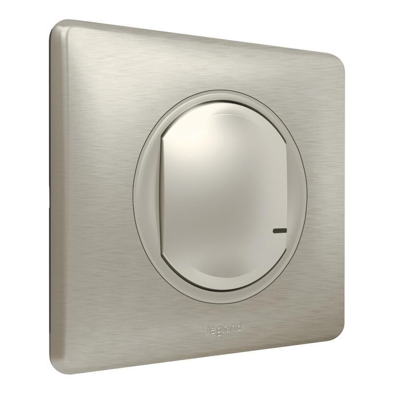 Commande sans fil Céliane with Netatmo pour éclairage ou prise connectée ou micromodule - titane