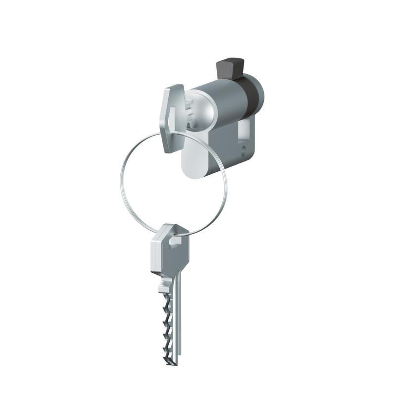 Barillet européen avec 3 clés pour Plexo , Céliane et Mosaic