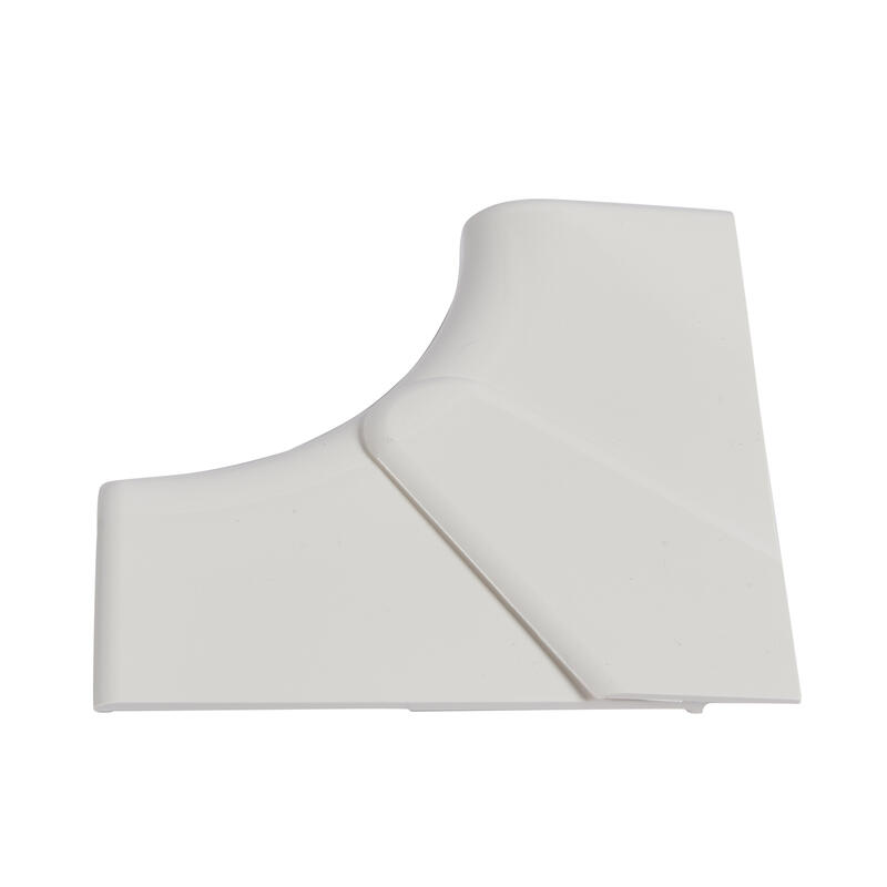 Angle intérieur pour goulotte à clippage direct Mosaic 50x180mm - blanc antimicrobien