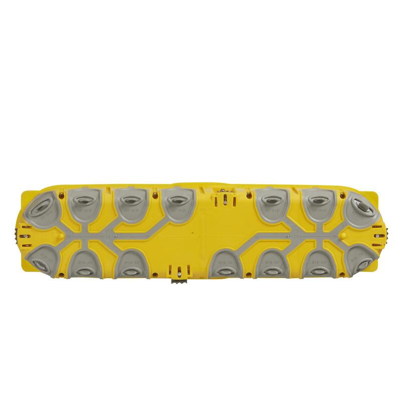 Boîte multipostes Ecobatibox 4 postes 8 à 10 modules - profondeur 40mm