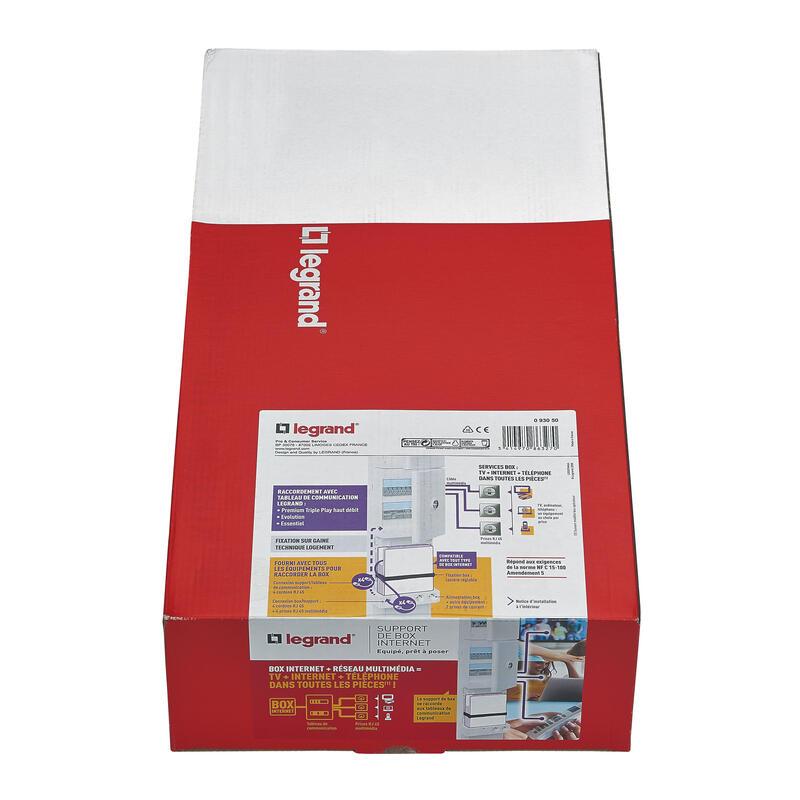 Mini tablette pour Box opérateur