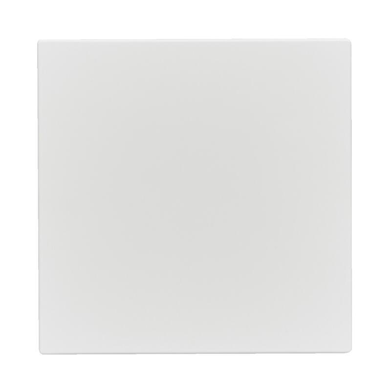 Obturateur Mosaic 2 modules - blanc