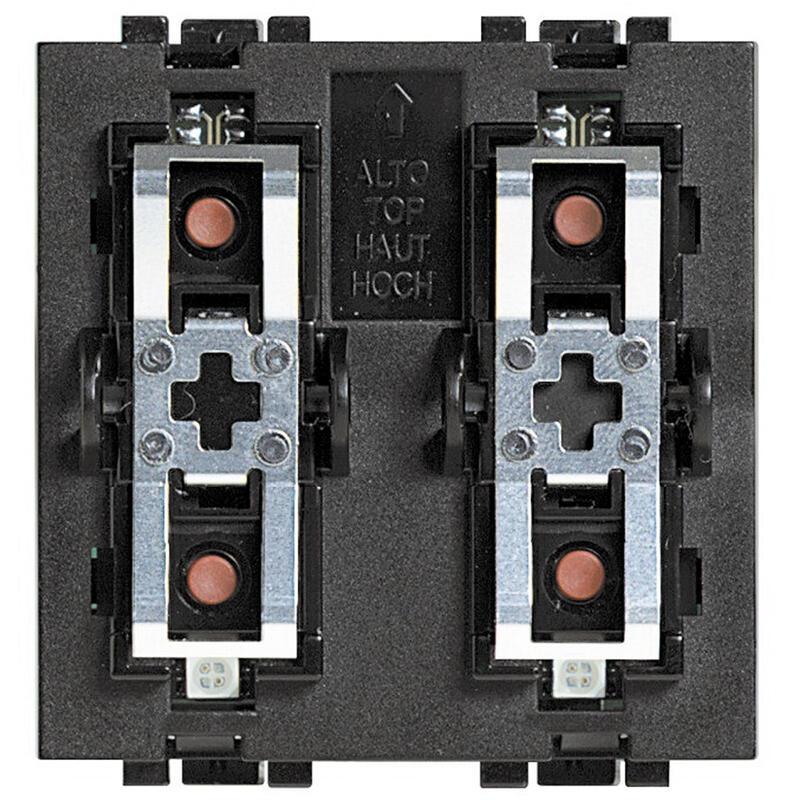 Commande MyHOME BUS Livinglight spécifique pour gestion avancée de moteurs